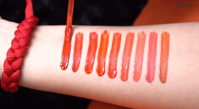 Review son Amok lovefit whipped lips từ A- Z