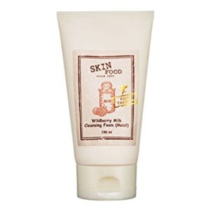 sua-rua-mat-Skinfood Wildberry Milk Cleansing Foam